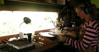 lisa anne at work - Copy